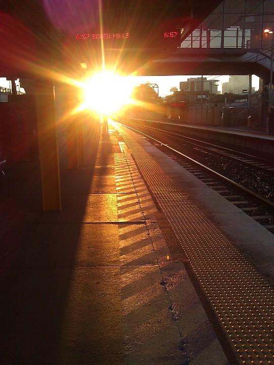 Milton Train Station