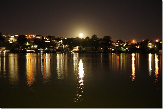 Brisbane River from New Farm Park. Photo by Dave Clarkey
