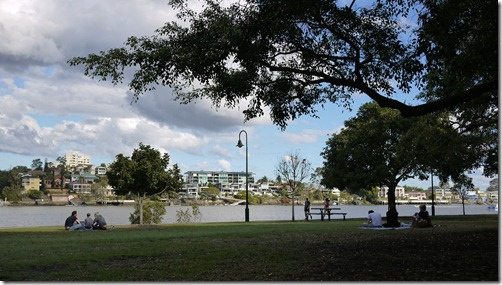 New Farm Park Brisbane