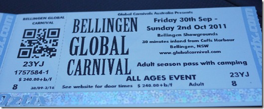 Bellingen Global Carnival 2011