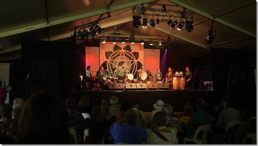 Traditional Kurdish & Persian music by Madakto. Bellingen Global Carnival 2011