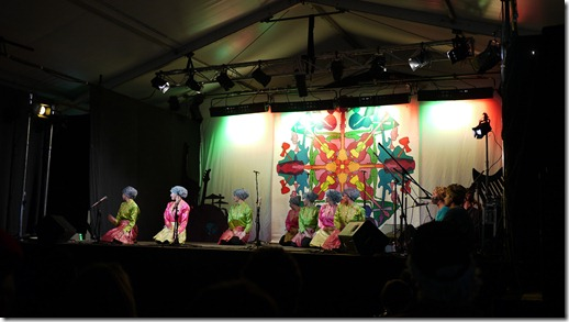 Sura Indonesia Dance Group at Bellingen Global Carnival 2011