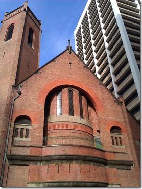 CBD chruch Brisbane