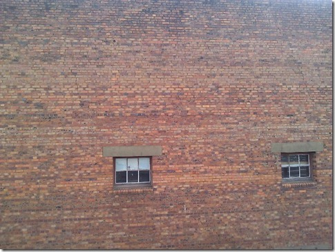 Paul's brick wall Brisbane