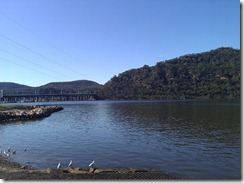 Hawkesbury River New South Wales Australia