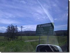 The three quarter mark - 1500 plus km down & 544 to go