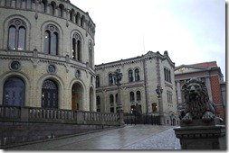 Central Oslo Norway