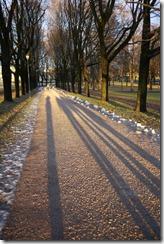 Vigeland Park in Frognerparken, Oslo, Norway