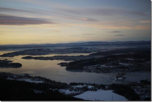 Tyrifjorden Norway