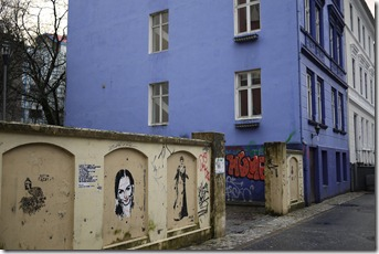 Bergen Norway street art