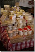 Cheese at Borough Markets