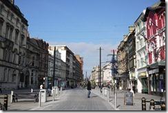 St Mary Street Cardiff - main street Cardiff, Wales