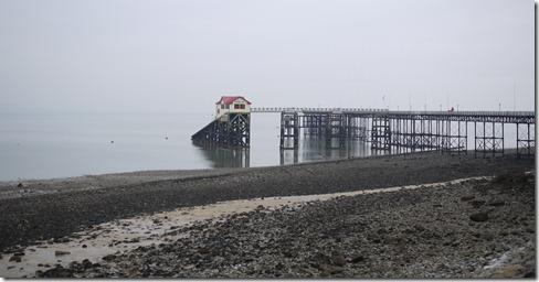 The Mumbles wharf, Mumbles, Wales