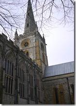 Holy Trinity Chruch - Stratford-Upon-Avon, England, UK