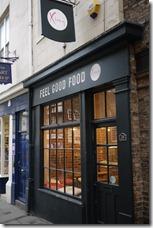 Feel Good Food - cafe - York, England, UK
