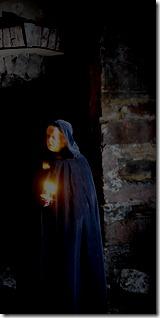Underground vault South Bridge Edinburgh Scotland Mercat Tour