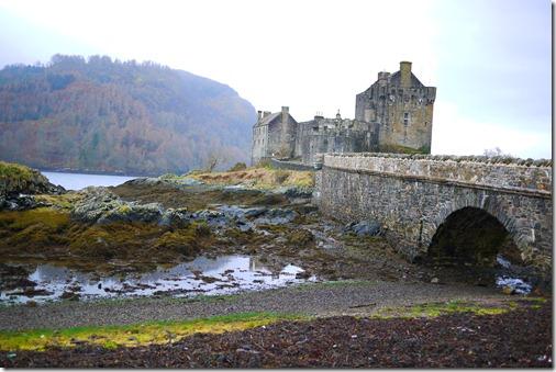 Eilean Donan - castle - near Isle of Skye, Scotland