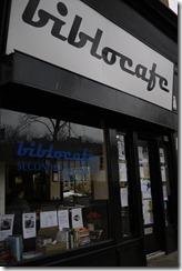 Biblocafe, Glasgow, Scotland