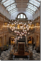 Kelvingrove art gallery and museum Glasgow, Scotland