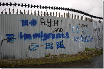 West Belfast, Northern Ireland, UK