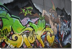 Peace Walls graffiti West Belfast, Northern Ireland, UK