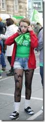 St Patrick's Day -  Belfast, Northern Ireland, UK