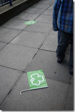 St Patrick's Day -  Belfast, Northern Ireland, UK
