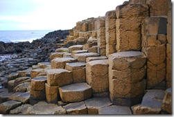 The Giant's Causeway, Causeway Coast, Northern Ireland UK