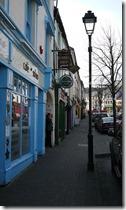 The west coast of Ireland: Westport