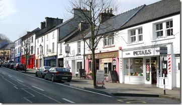 The west coast of Ireland, Westport