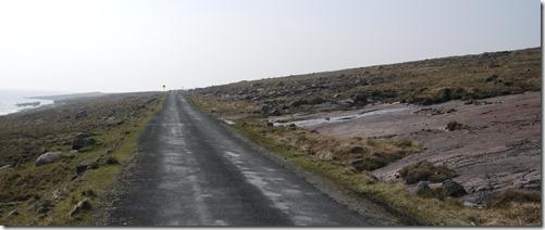The west coast of Ireland: Near Newport on way to Achill Island
