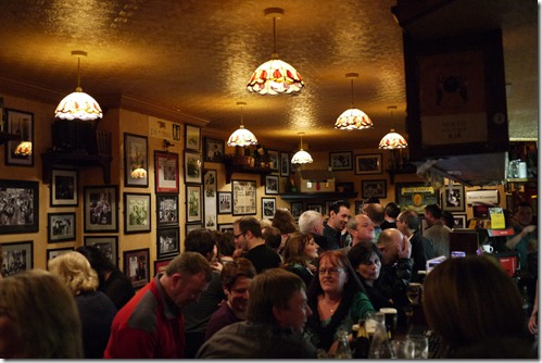 Tis Coili traditional music pub Galway, west coast Ireland