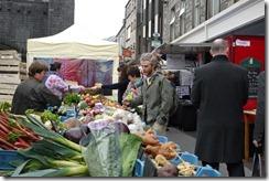 Galway street markets, west coast Ireland