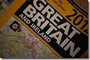 AA Atals for UK & Ireland