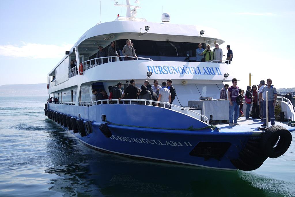 Ferry To Princes Islands