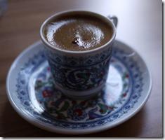 Turkish Coffee Istanbul Turkey