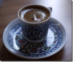 Turkish Coffee Istanbul Turkey