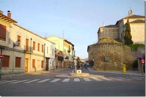 Carrion de los Condes, el Camino de Santiago, Camino Frances, Spain