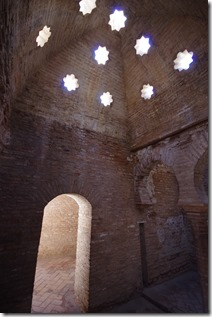 Hamam - Alhambra, Granada, Spain. Image by Fraser Wright