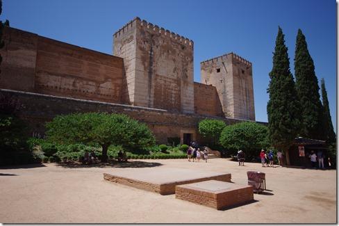 Alhambra, Granada, Spain. Image by Fraser Wright
