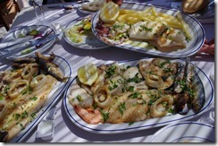 Seafood on the Mediterranean - Spain Andalusia