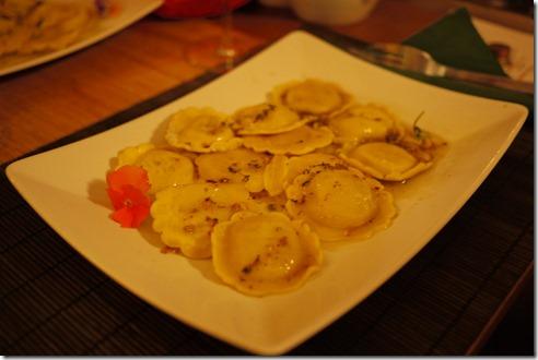 Ravioli, Spain food