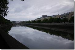 Rio  - river -  in San Sebastian, Spain