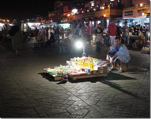 Djemaa el-Fna , Marrakech Morocco
