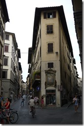 Historical centre Florence, Tuscany Italy