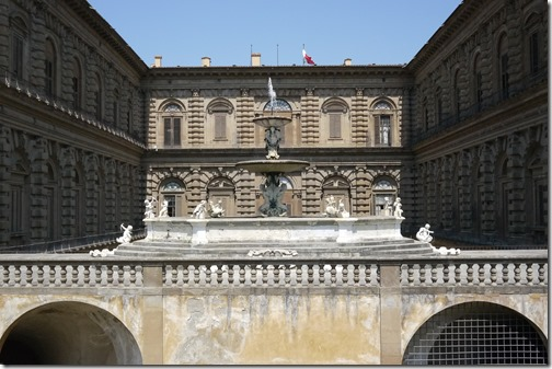 Pitti Palace Historical centre Florence, Tuscany Italy