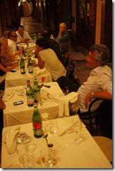 Bologna Italy - Dining