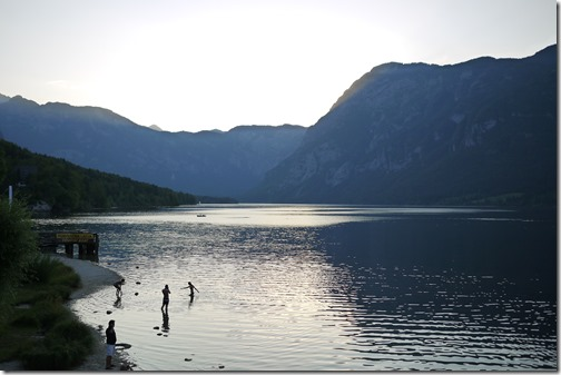 Lake Bohinj, Triglav National Park, Bled, Slovenia