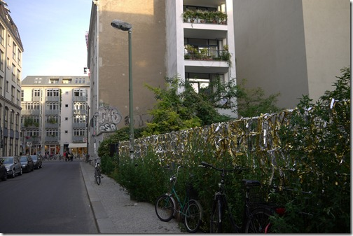 Cycling in Berlin - Mitte