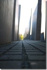 Memorial for the murdered Jews of Europe - Berlin